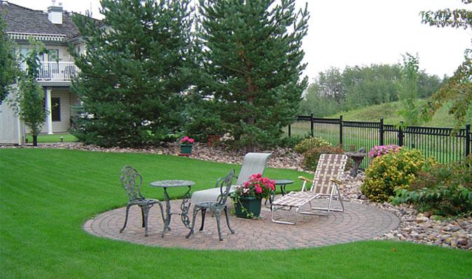 Landscaping Plans Edmonton : Poplar ridge edmonton landscaping